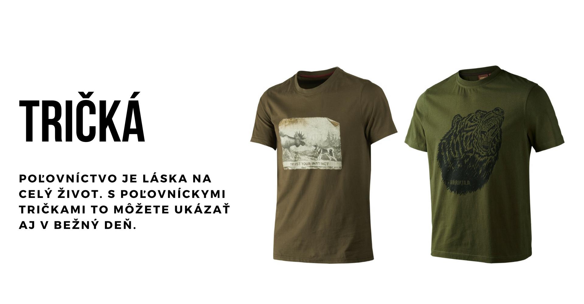 f87251724e22 Poľovnícke tričká Härkila